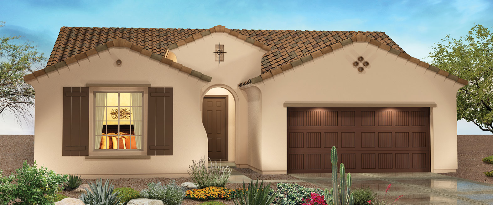PEBBLE CREEK - TRADITION SERIES HOMES