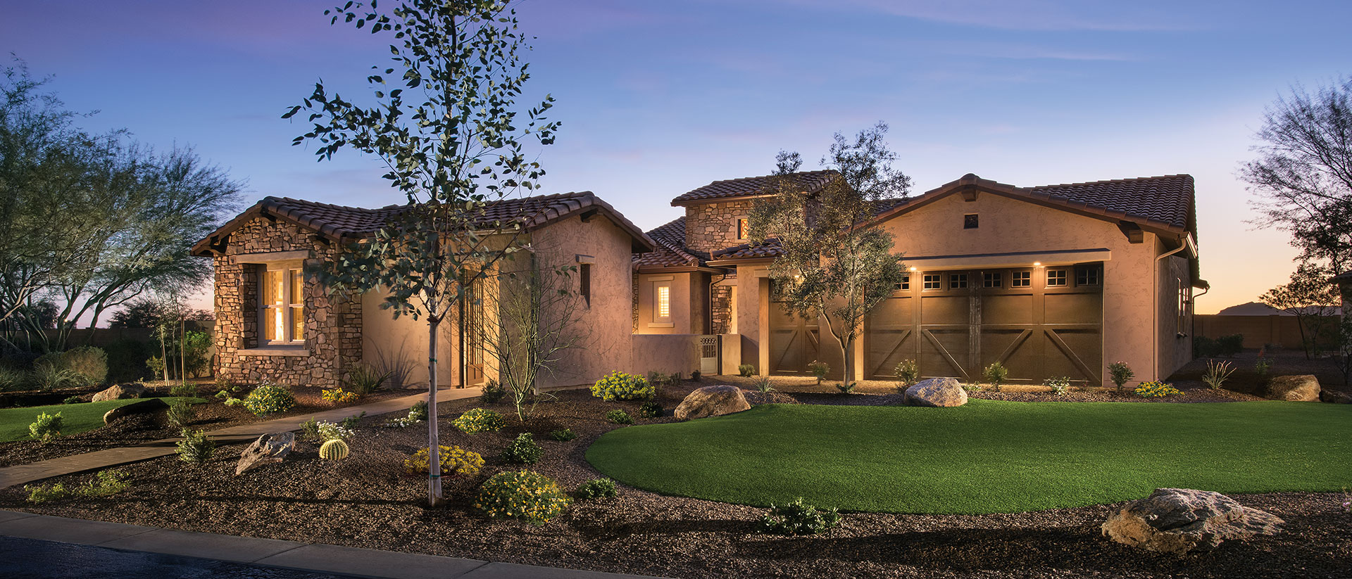 PEBBLE CREEK - PREMIERE SERIES HOMES
