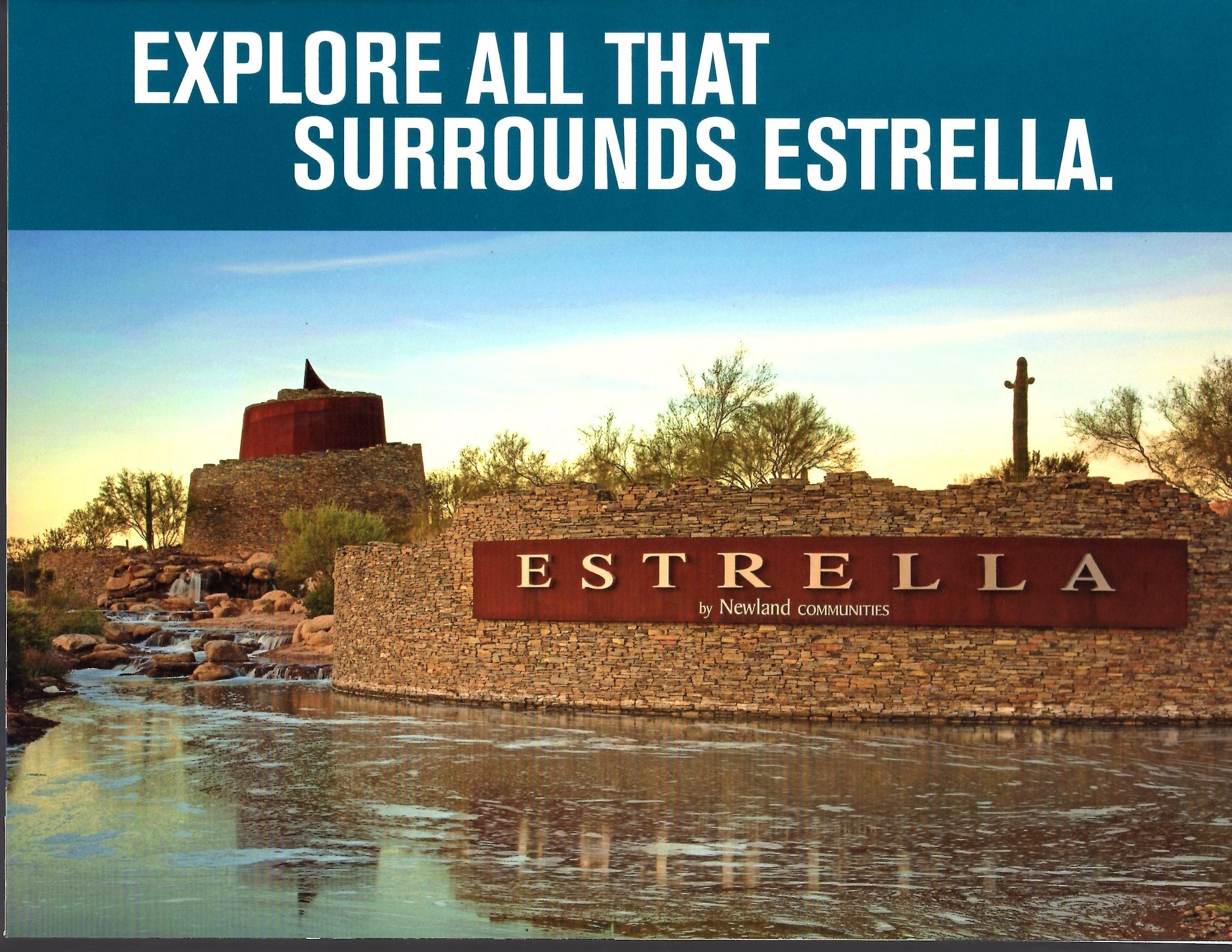 ESTRELLA MOUNTAIN COMMUNITY INFORMATION