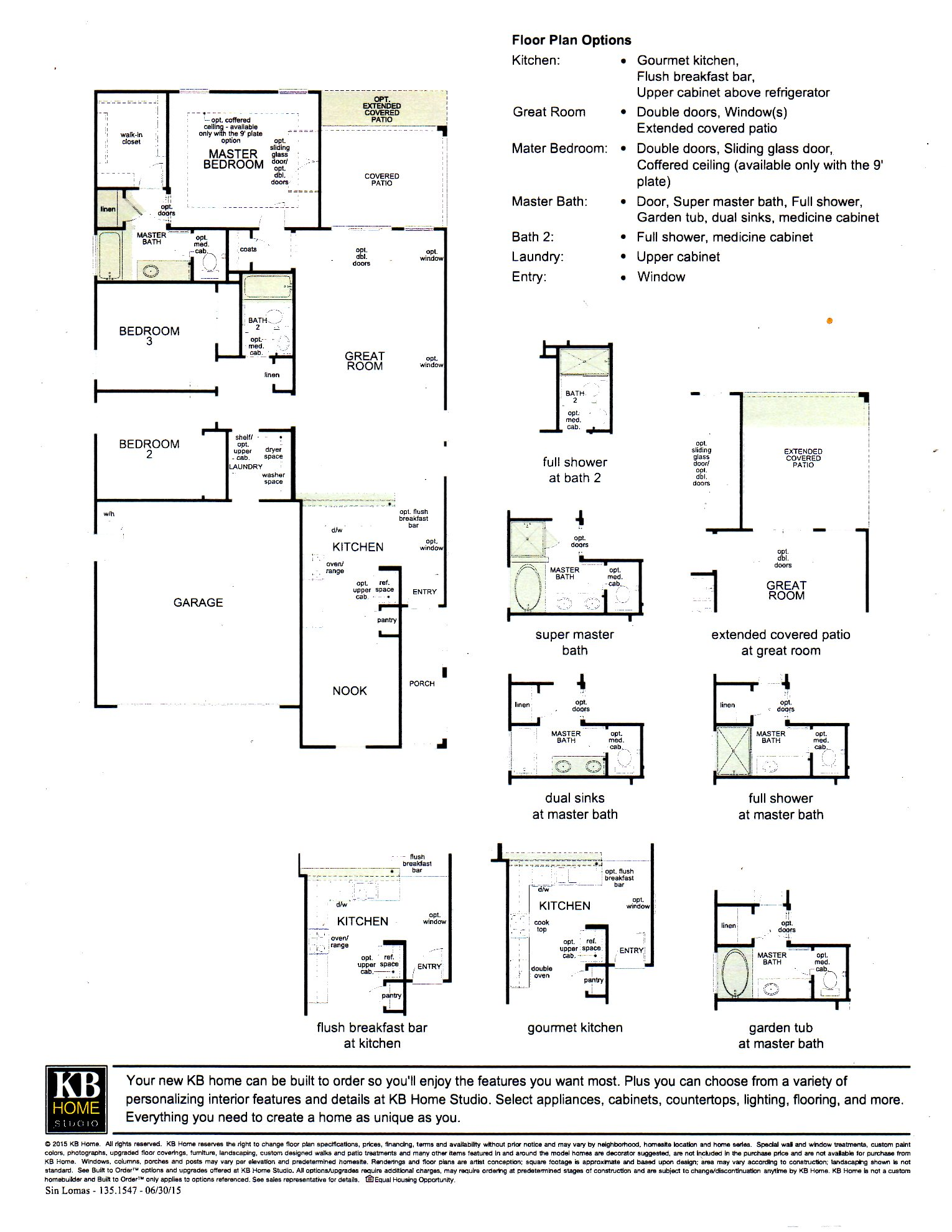 Floor Plans For Real Estate Agents | New Homes For Sale Goodyear Avondale Real Estate Litchfield Park