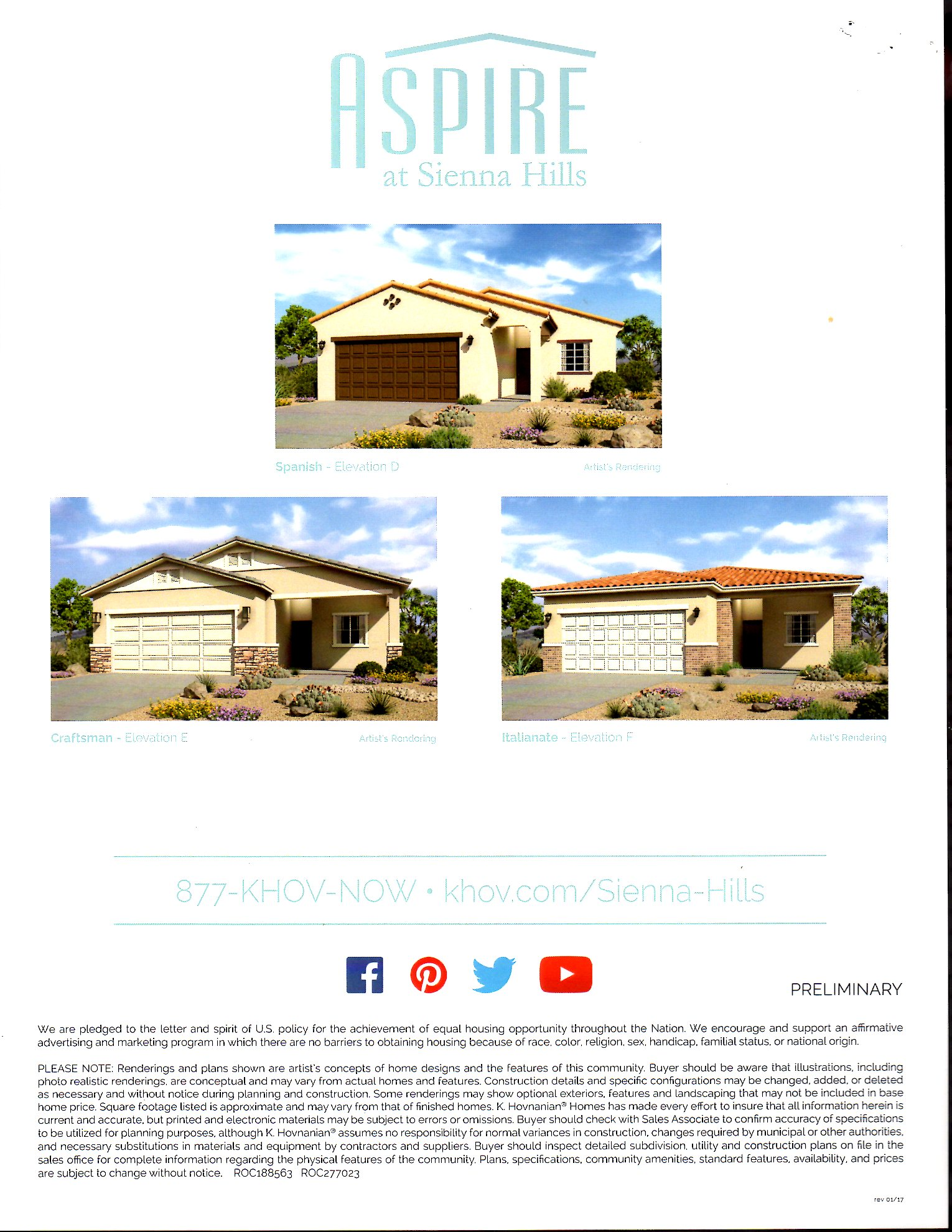 Holiday - 1797 sq ft Single Level Home