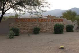 SONORAN RIDGE ESTATES - WILLIAM RYAN HOMES