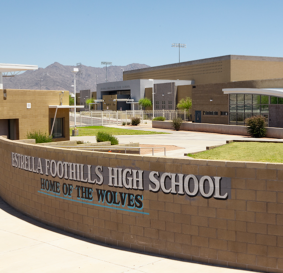ESTRELLA FOOTHILLS HIGH SCHOOL