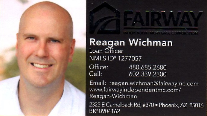 Reagan Wichman - Fairway Independent Mortgage Corp.