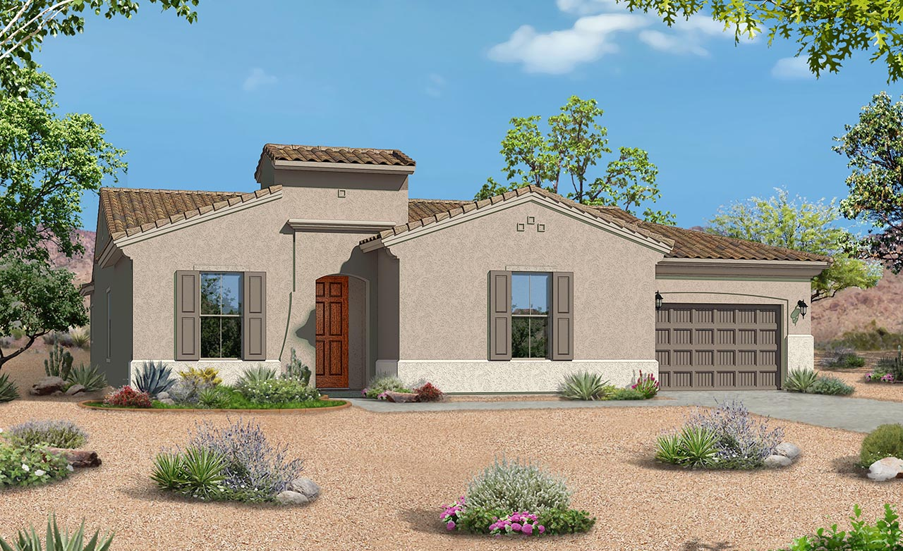 TOLLESON New Home Builders