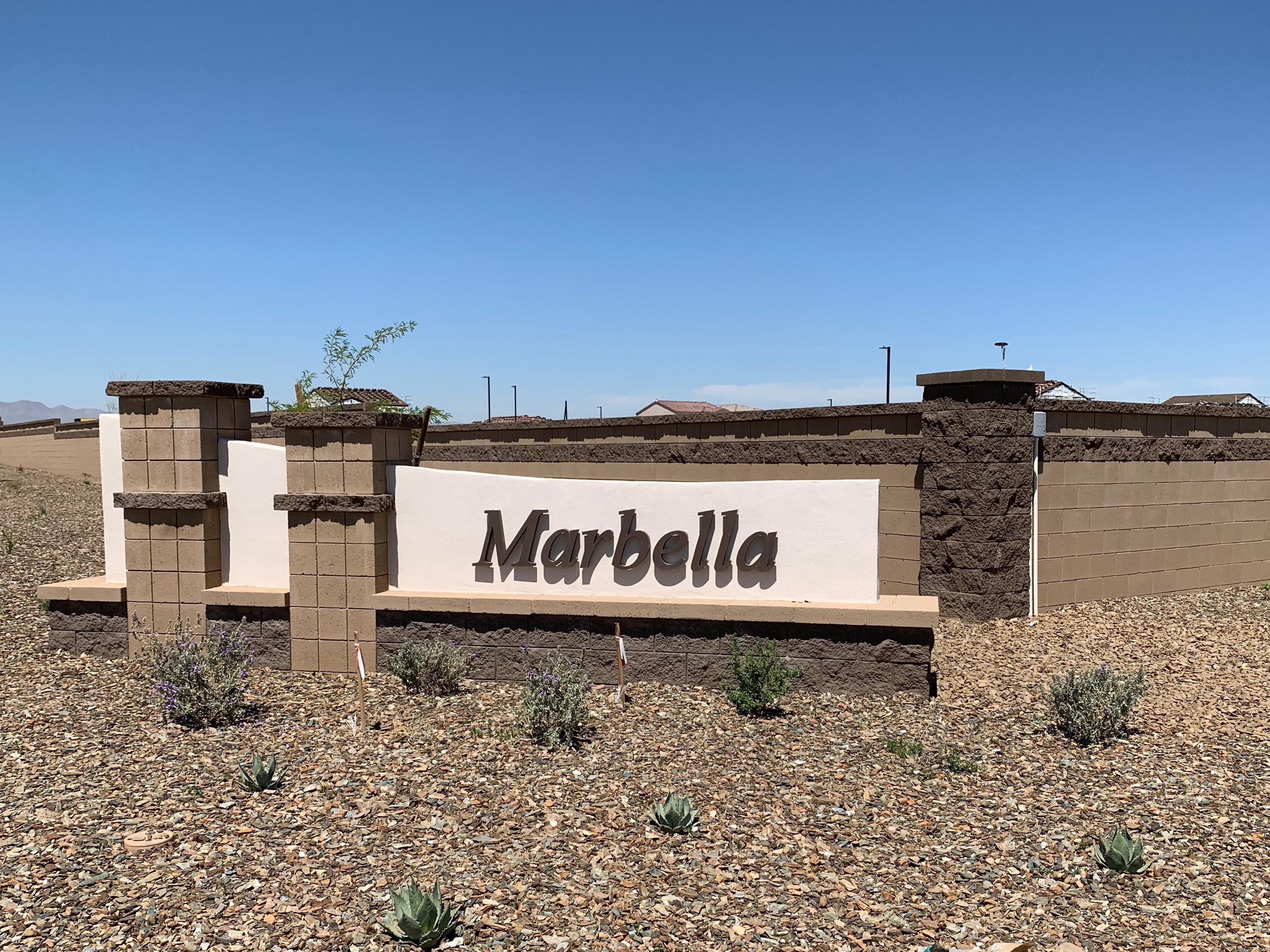 MARBELLA RANCH - MERITAGE Homes
