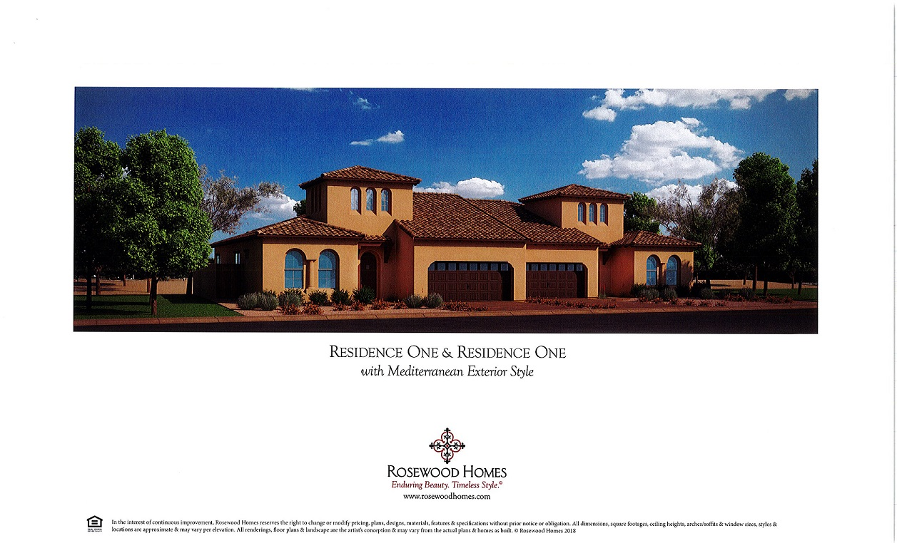 RESIDENCE ONE - OPTION 2
