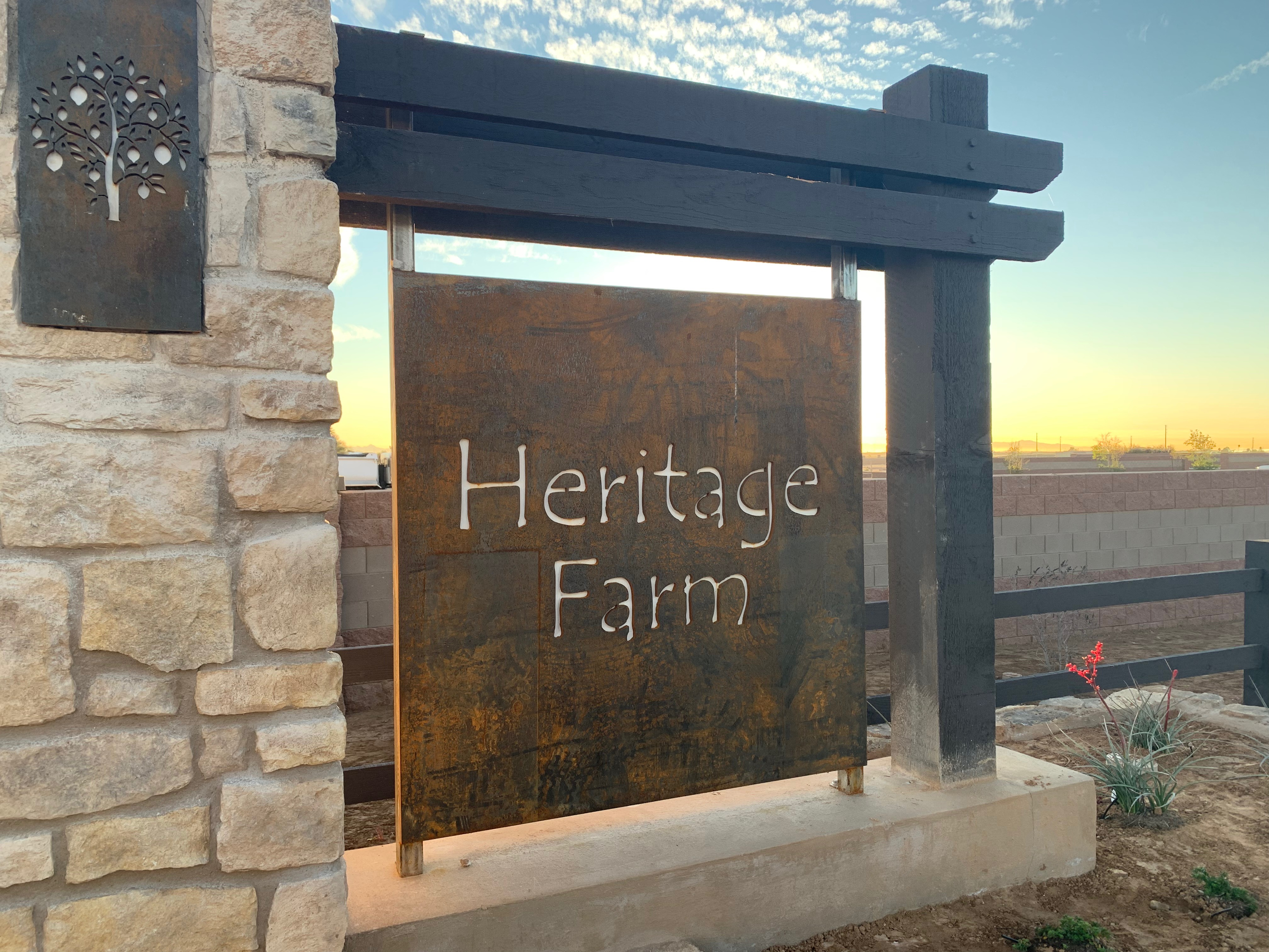 Heritage Farms - Taylor Morrison Homes - Encore Collection