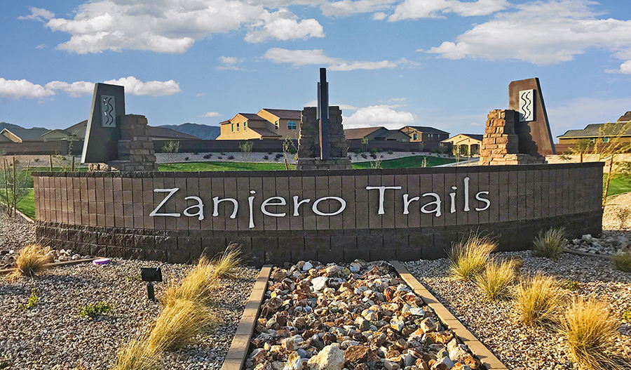 ZANJERO TRAILS - STETSON Series - BEAZER HOMES