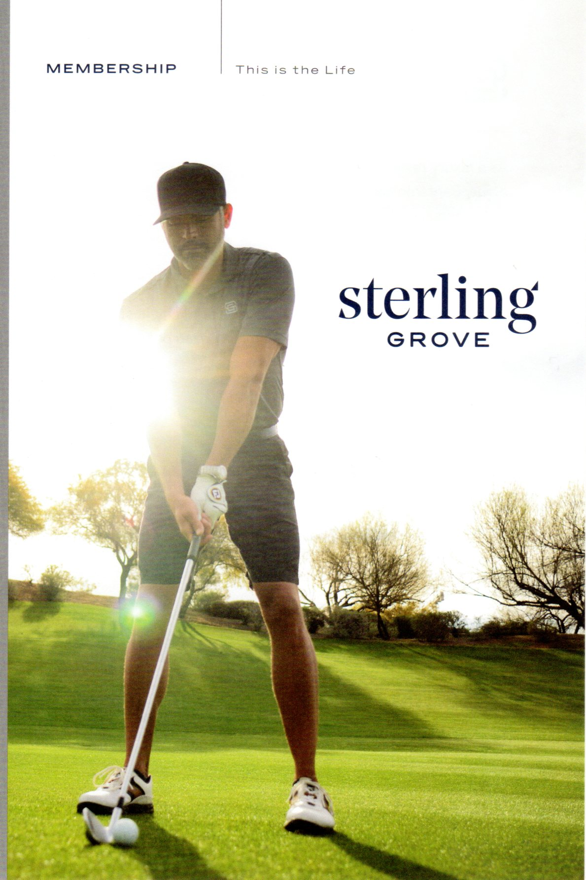STERLING GROVE- CLUBHOUSE MEMBERSHIP INFORMATION