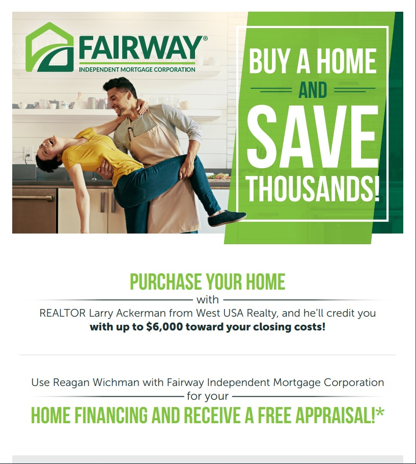 Home Buyer Rebate Promotion