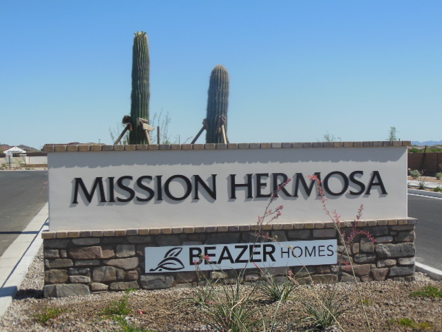BEAZER HOMES - MISSION HERMOSA